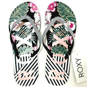 New Roxy Simba Love V Women's Flip Flop Thong Sand